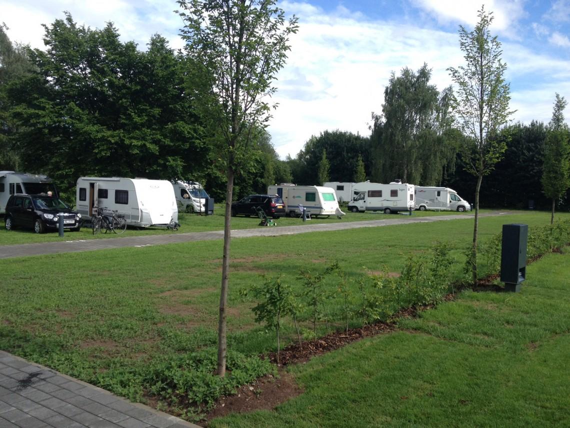 Camping Kassel Wilhelmshöhe